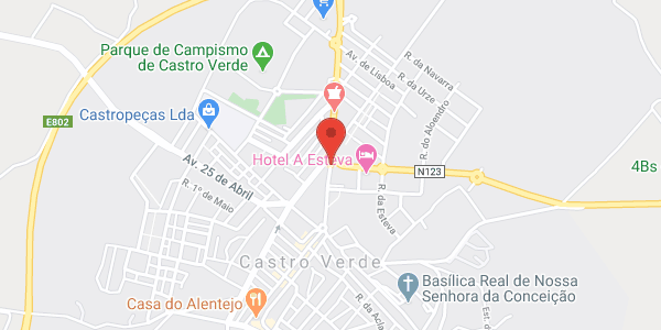 Aparthotel do Castro