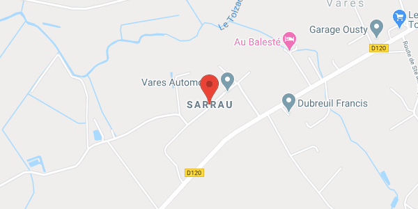 Maison Sarrau
