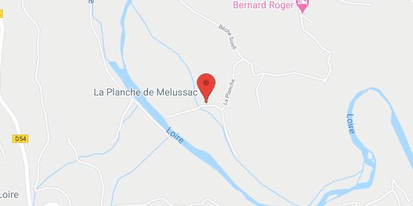 La Planche de Melussac
