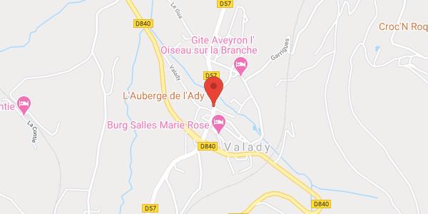 Auberge de l'Ady