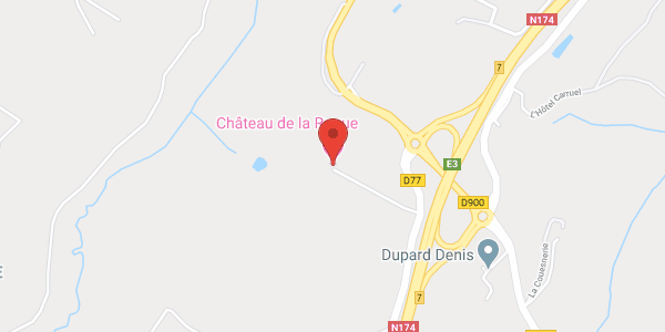 Le Château de la Roque