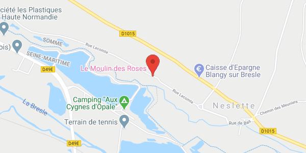 Le Moulin des Roses