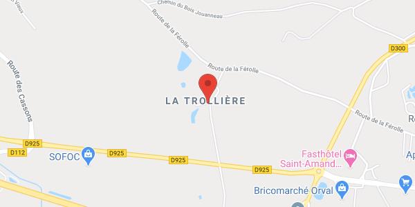 La Trolière : contact 0672215976