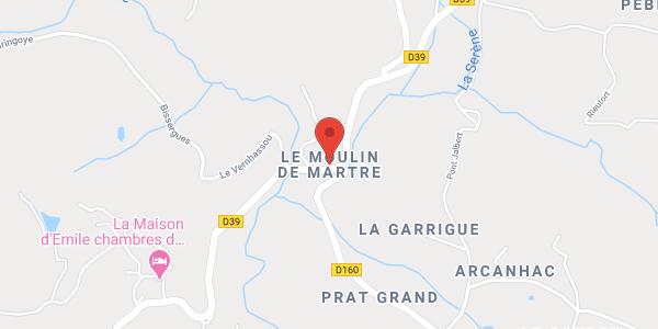 Moulin de Martre
