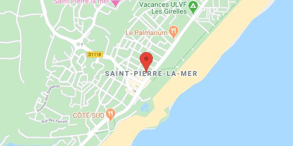 Appartement à Saint-Pierre-la-Mer