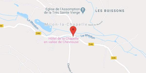 Hotel de la Chapelle