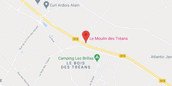 Le Moulin des Tréans