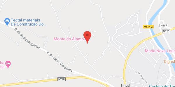 TER - Turismo em Espaço Rural Monte do Álamo