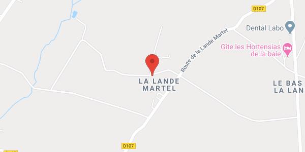 Ferme de la Lande Martel