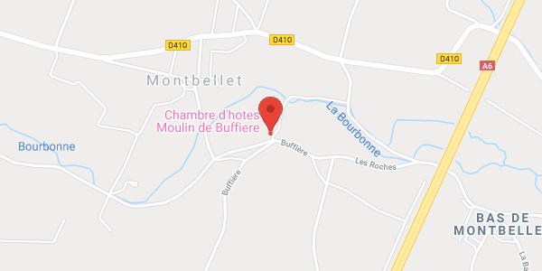 Le Moulin de Buffiere