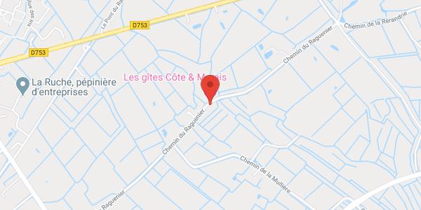 Gîte La Longère - Côte & Marais