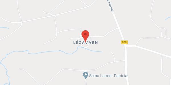 La ferme de Lezavarn