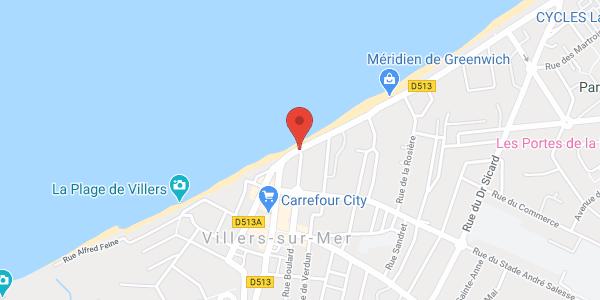 Appartement Villers-sur-Mer