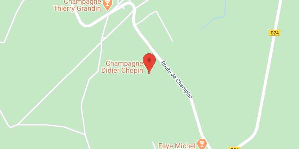 Le Champagne Didier Chopin