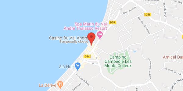 Location à Pléneuf Val André