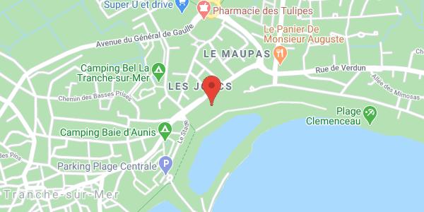 Maison à La Tranche-sur-Mer - Quartier Piscine Auniscéane