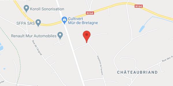Chambre d'hôtes à Mûr-de-Bretagne