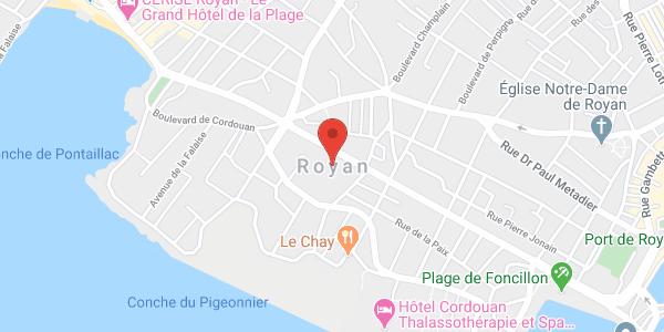 Maison à Royan