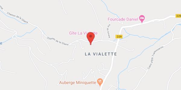 Gîte La Vialette