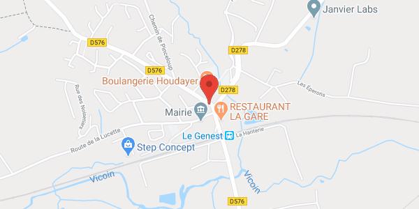 Le Moulin du Bas Coudray