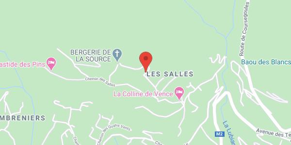 Le Mas d'Azur