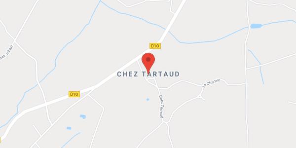 Gîte Chez Tartaud