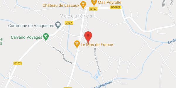 Villa des Cammaous -  Tel : 06 12 93 63 29