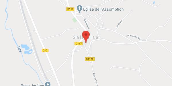 Logis de Saint Jean : Meublés label 3 étoiles Office de Tourisme et préfecture.