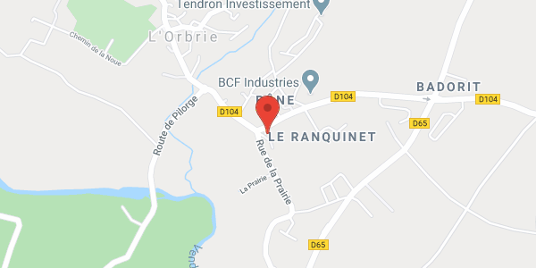 Logis du Ranquinet