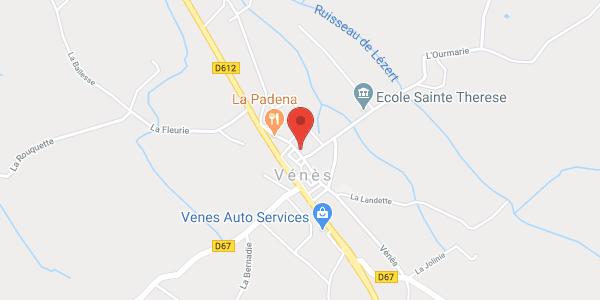 Château de Vénès