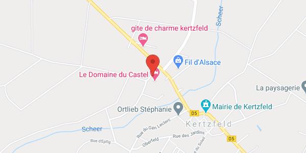 Le Domaine du Castel