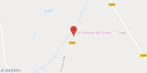Le Domaine de Cordey
