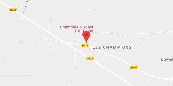 Lieu dit : Les Champions