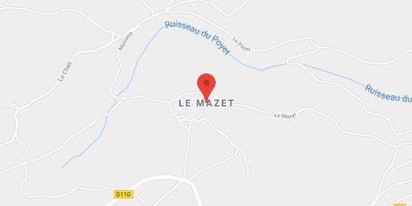 L'Auberge du Mazet