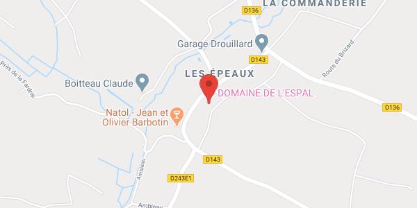 Domaine de l'Espal - Table d'hôtes