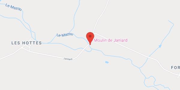 Le Moulin de Janlard