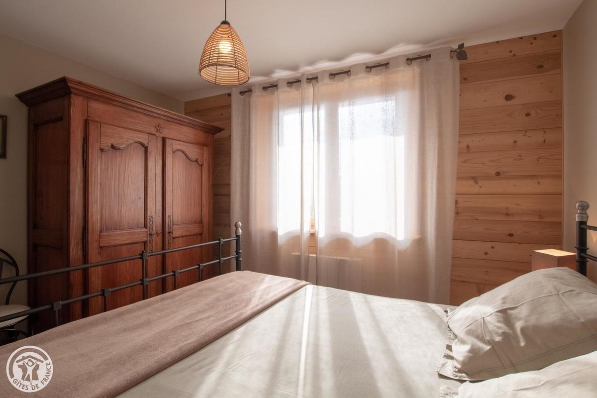 Berceau Savoyard : location de vacances Nâves-Parmelan, Haute-Savoie