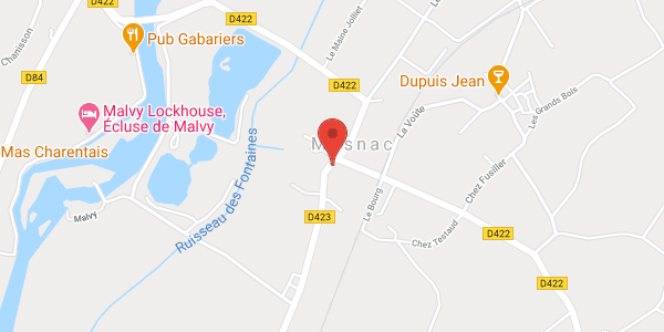 Domaine de Mosnac - contact 06 64 05 38 16