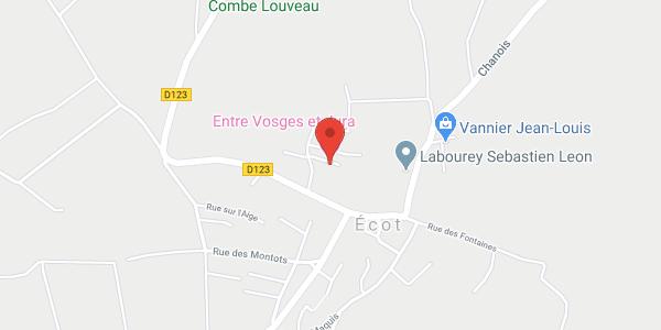 Entre Vosges et Jura