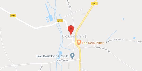 Gîte La Bourdonnaise