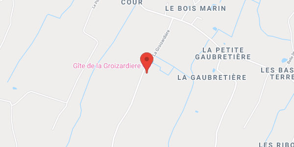 La Groizardière