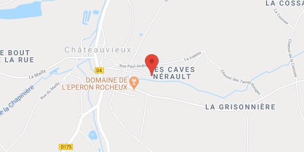 Gîte Châteauvieux***