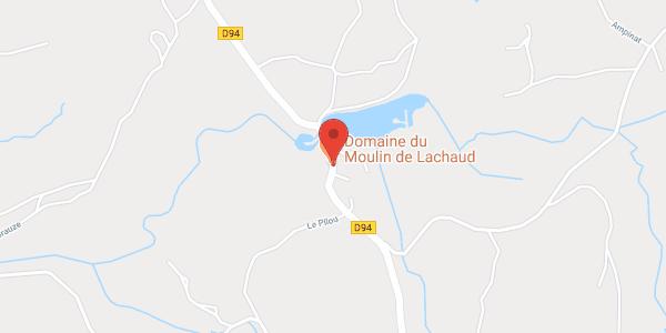Le Moulin de Lachaud