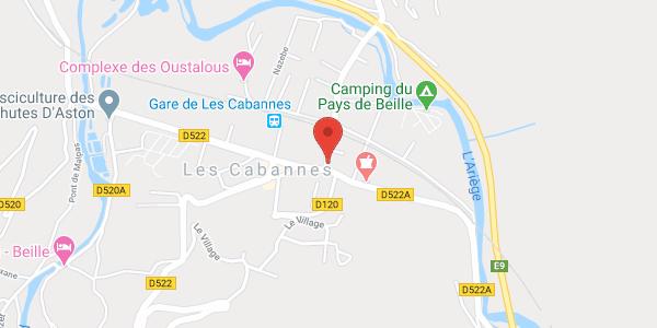 Les Cabannes